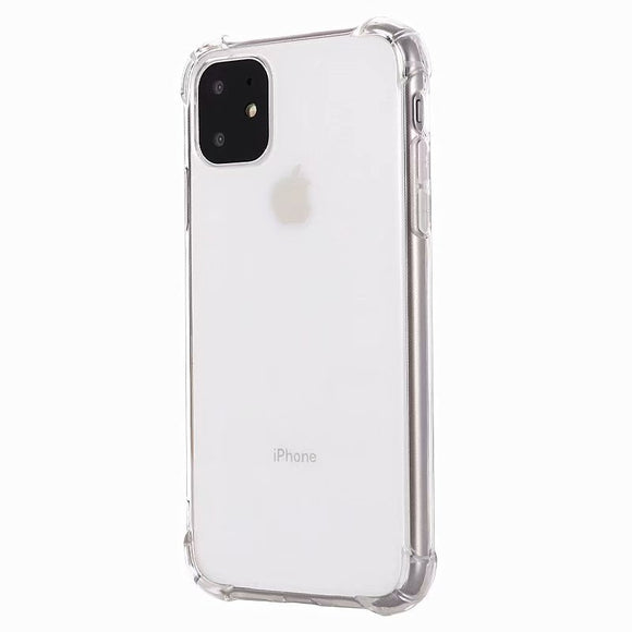 Clear Transparent Case - Clear
