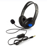 PlayStation PS4 Headset with MIC - سماعة سوني بلاي ستيشن مع مايك