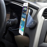 WizGear Magnetic Flat stick On Car Mount - ستاند سيارة مغناطيس