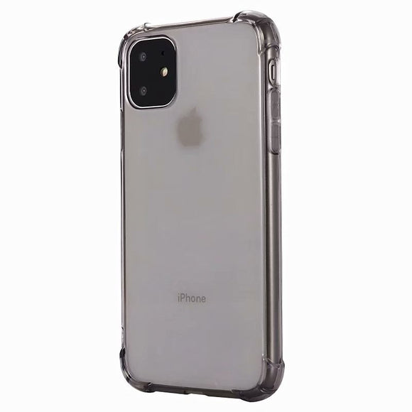Clear Transparent Case - Grey