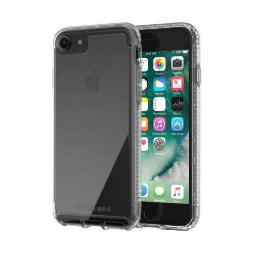 Tech21 Pure Clear Case for Apple iPhone 7/8 - (Clear)
