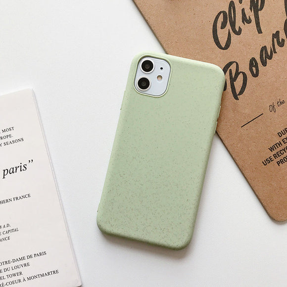 Light Green Soft TPU Candy Color