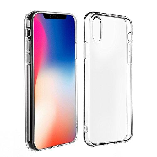 Soft Clear Transparent Case - كفر شفاف نحيف وخفيف