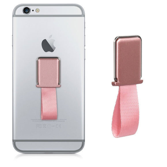 Rose Gold - Magnetic Function Grip & Stand - روز جولد - مسكة وستاند ومغناطيس