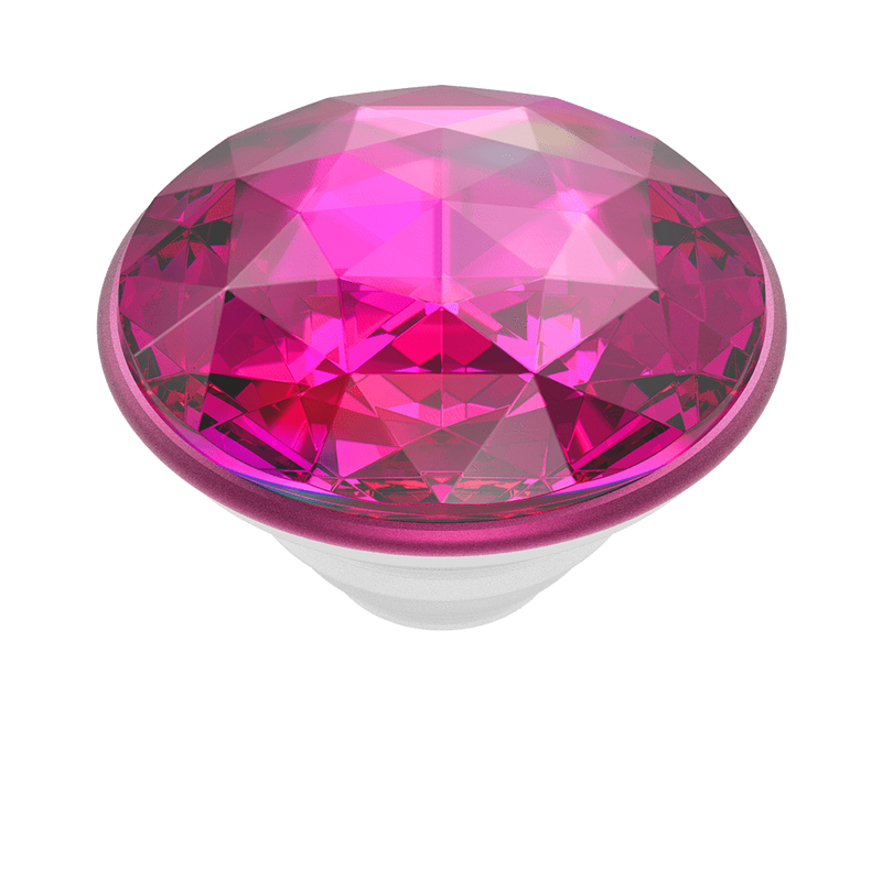 POPSOCKET - Disco Crystal Plum Berry - مسكة دائرية - بوب سوكت