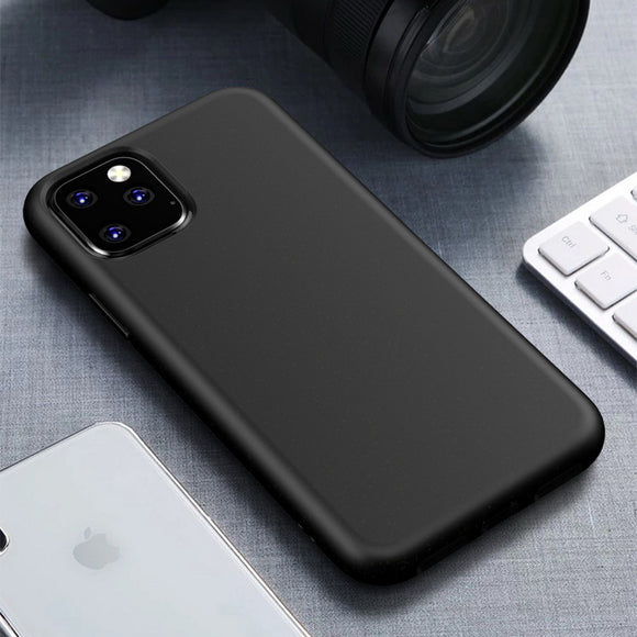 Black Matte Plain Case