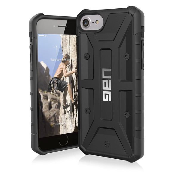 UAG - iPhone 8,7,6S,6 (4.7 Screen) Pathfinder Case-Black/Black-Visual Packaging