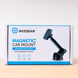 WizGear Magnetic Car Mount with Long Arm - ستاند سيارة مغناطيس
