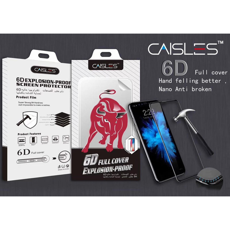 Caisles Screen Protector - حماية شاشة