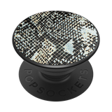 POPSOCKET - Embossed Metal Python - مسكة دائرية - بوب سوكت