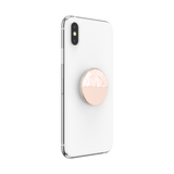 POPSOCKET - Glam Inlay Acetate Rose Gold - مسكة دائرية - بوب سوكت
