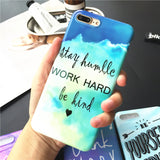 Stay Humble - Work Hard Case