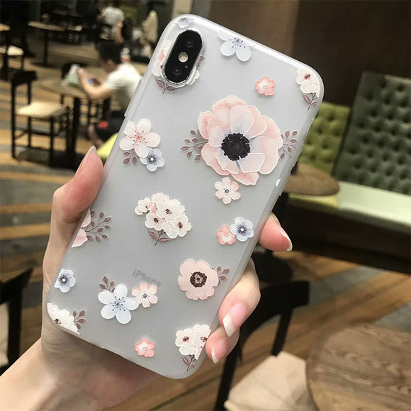 Different Flower Case