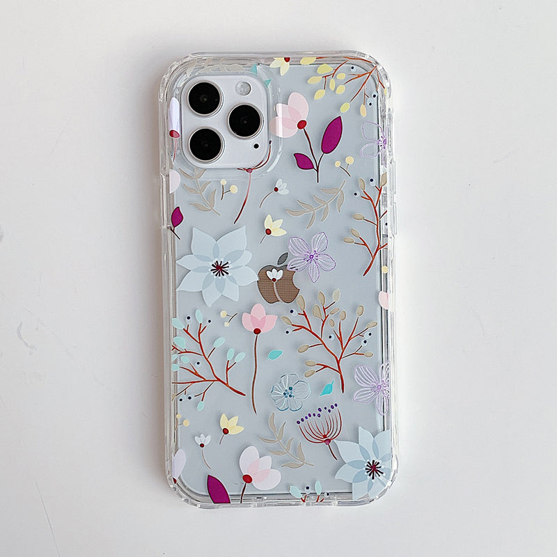Cute Flower Phone Case - E