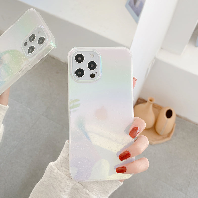 Laser Gradient Phone Case