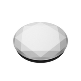 POPSOCKET - Metallic Diamond Silver - مسكة دائرية - بوب سوكت