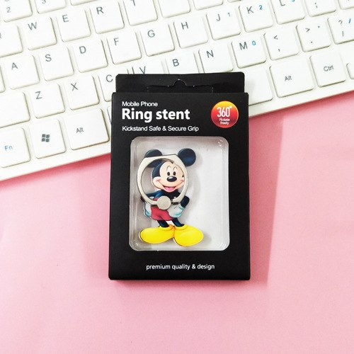 Mickey Mouse Ring - مسكة خاتم