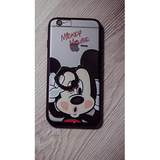 Mickey Minnie - Case With Ring - كفر مع مسكة خاتم