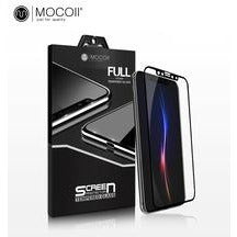 MOCOll Tempered Glass iPhone X - Black - Front and Back