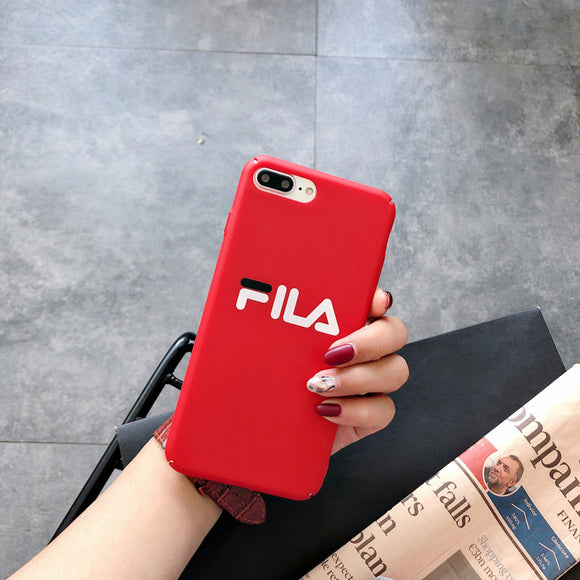 Red FILA Case