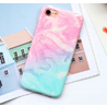 Pink and Green Marble Case