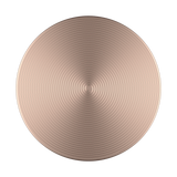 POPSOCKET - Twist Rose Gold Aluminum - مسكة دائرية - بوب سوكت