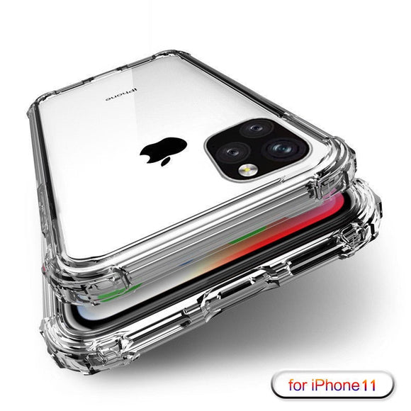 Clear Protector Case for iPhone 11/11 Pro/11 Pro MAX