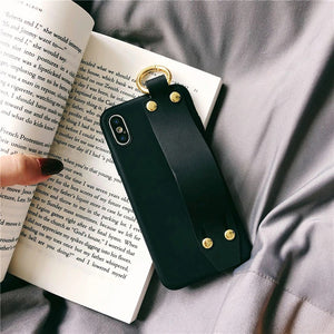 Black Case with Strap
