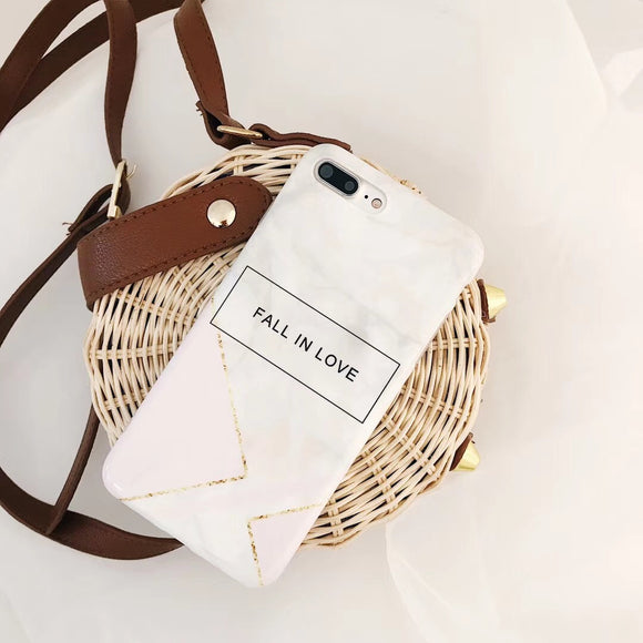 Marble Fall in Love Case