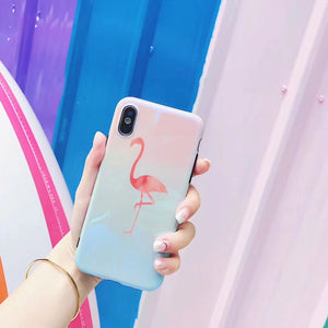Big Flamingo Case