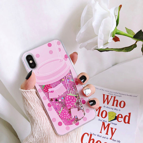 Cup Pink Case
