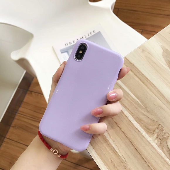 Plain Purple Case