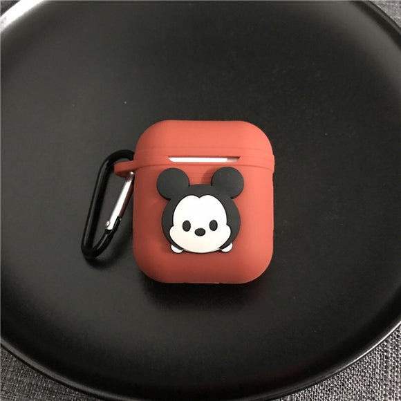 Mickey Red AirPod Case - كفر ايربود