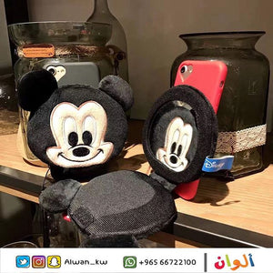 Mickey & Minnie - Leather Wallet Case