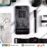 Givenchy Case (Grey/Black)