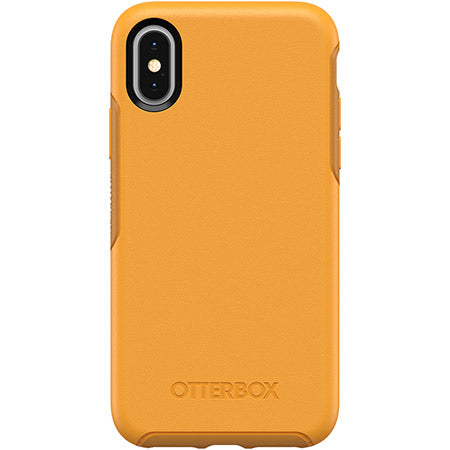 OtterBox Yellow Case Symmetry Series for iPhone X/Xs