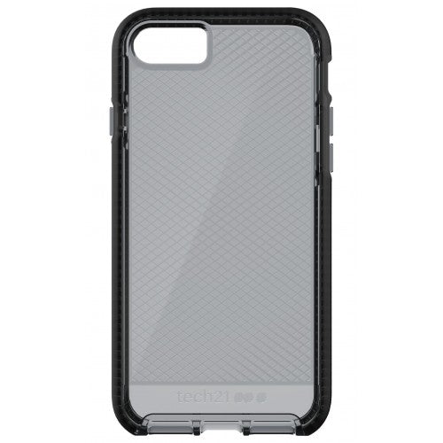 Tech21 Evo Check Case for iPhone 7/8 - (Smokey/Black)