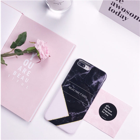Marble Relax take it easy Case