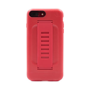 Grip2ü BOOST Case for iPhone 7Plus/8Plus - (Ruby-Red) - ايفون 7بلس\8بلس - احمر