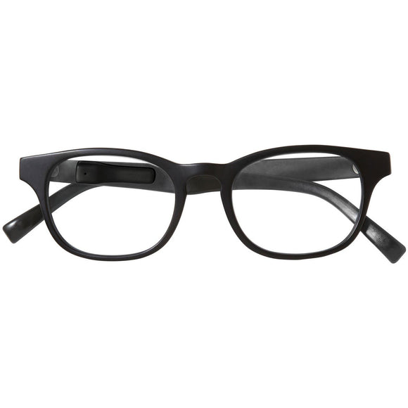Orbit Glasses - Black - تعقب نظارتك