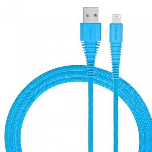 Momax ToughLink Lightning Cable (1.2m) - Blue