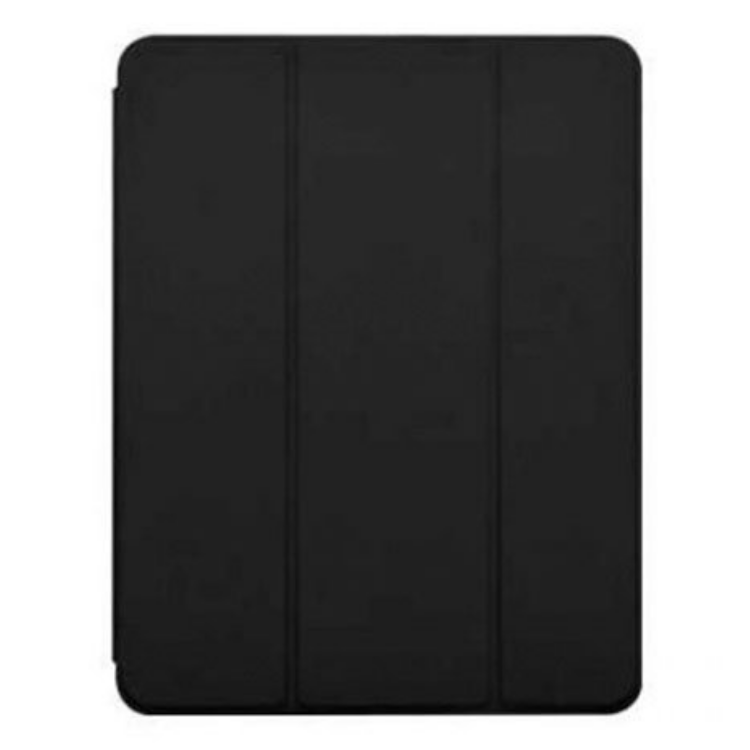 "Green Leather Case with Pencil Slot for iPad Air 4 - 10.9"" - Black - كفر ايباد اير 4 - ديفيا - حجم شاشة 10.9- مع مكان للقلم"