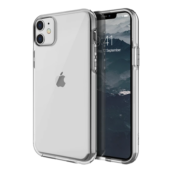 Uniq - Hybrid Clarion - Ultra-Tough Clear Case - Lucent (Clear) - كفر حماية عالية - يونيك