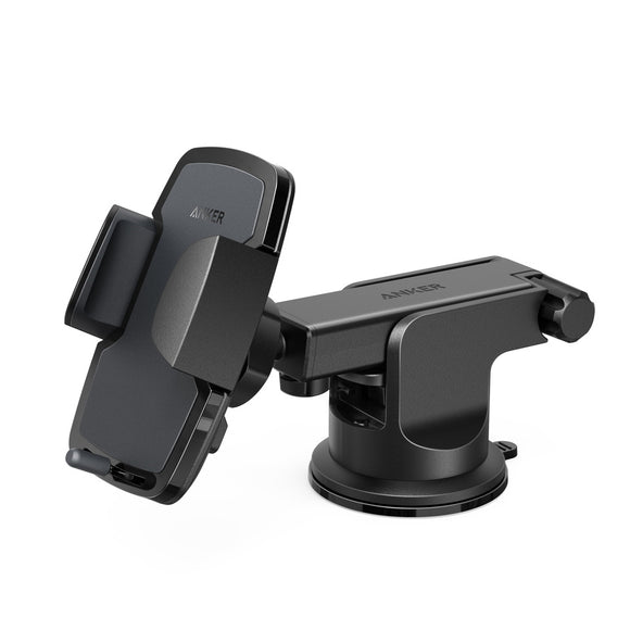 Anker Dashboard and Windshield Car Mount - Black - ستاند سيارة