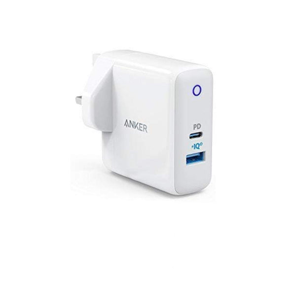 Anker PowerPort II With PD And IQ2.0 - White - [18 Month Warranty]
