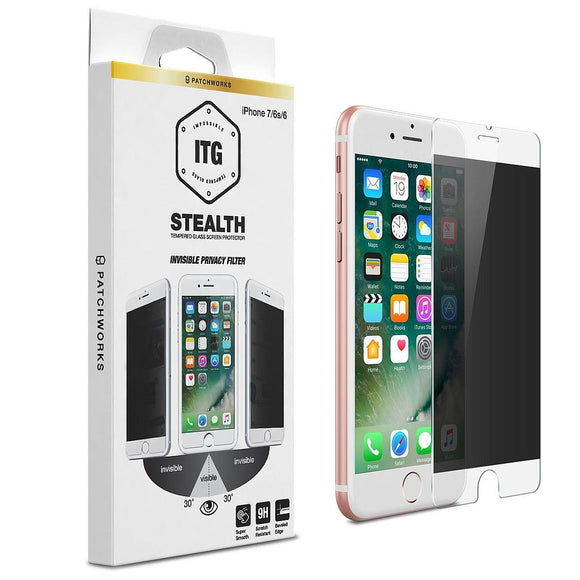 ITG Stealth Privacy Glass for iPhone 7