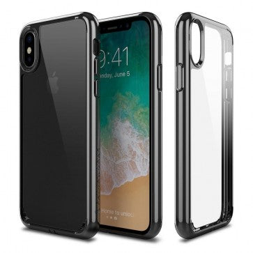 Patchworks Lumina Case For IPhone X Clear - Black