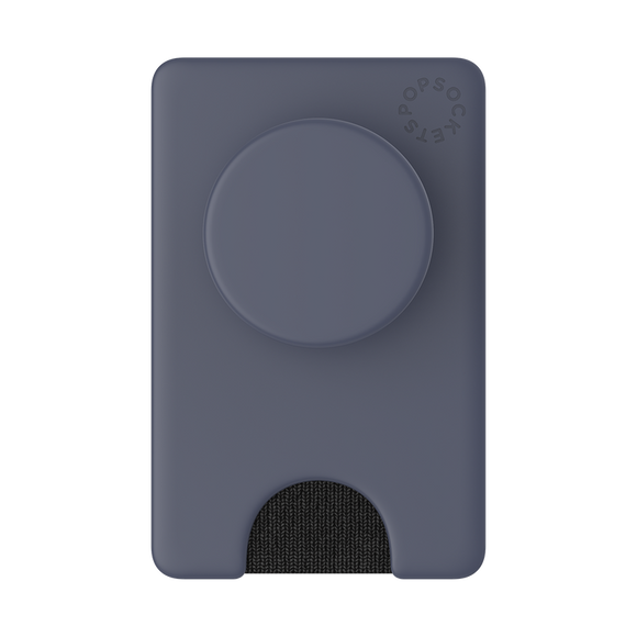 POPSOCKET - POP Wallet + Shadow Blue - مسكة دائرية - بوب سوكت