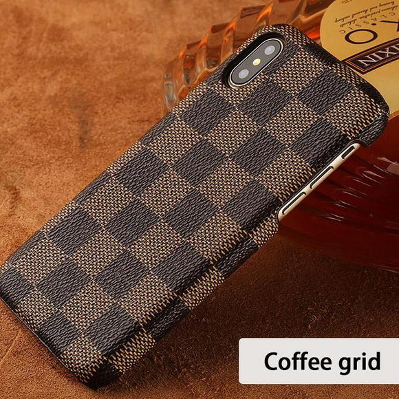 LV Case Brown