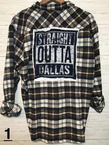 DALLAS CUSTOM FLANNEL